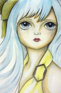 Detail Image for art STUDY DRAWING OF A FAIRY ELF 1