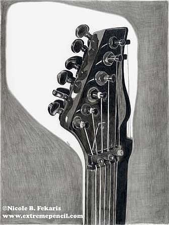 Art: Machine Heads by Artist Nicole Fekaris