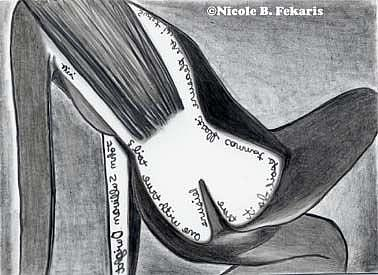 Art: True Toil by Artist Nicole Fekaris