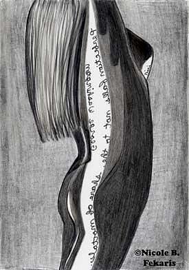 Art: Perfection by Artist Nicole Fekaris