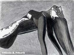Art: Deviation by Artist Nicole B. Fekaris