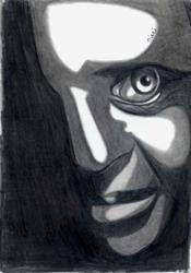 Art: Hannibal by Artist Nicole B. Fekaris