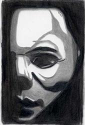Art: Michael by Artist Nicole B. Fekaris