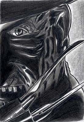 Art: Freddy by Artist Nicole Fekaris