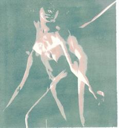 Art: Dance I by Artist Richard Holland