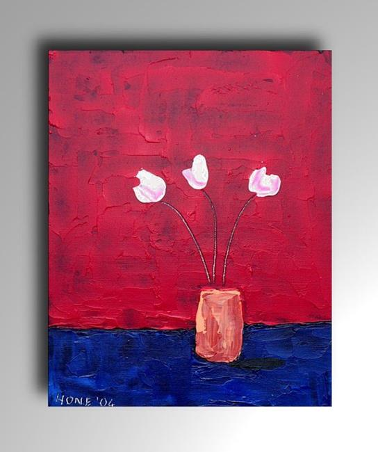 Art: Flowers 4  by Artist Amanda Hone