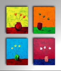 Detail Image for art Flowers 4