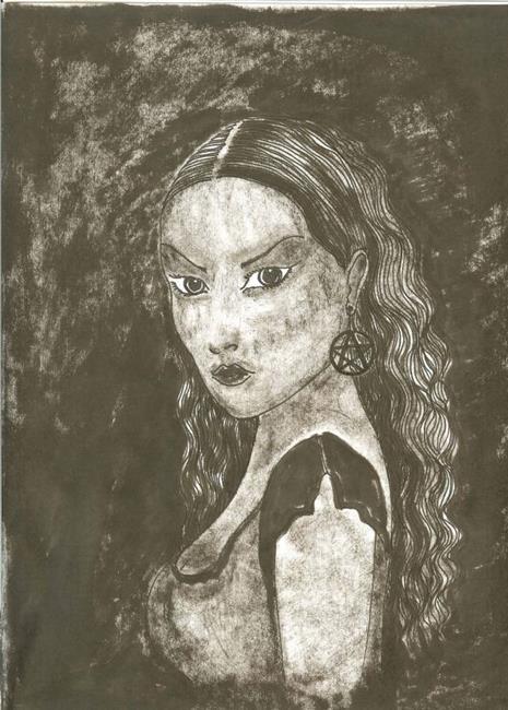 Art: InThe Dark by Artist Nata ArtistaDonna