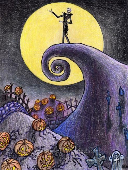 Art: Jack's Lament by Artist Robert Thomas Robie