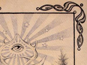Detail Image for art The Messenger