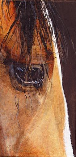 Art: Eye of the SoulII by Artist Caron Wiedrick