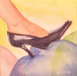 Art: untitled by Artist Erika Nelson