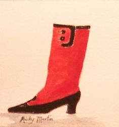 Art: untitled by Artist Ulrike 'Ricky' Martin