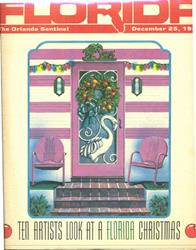 Art: florida magazine by Artist Lauren Cole Abrams
