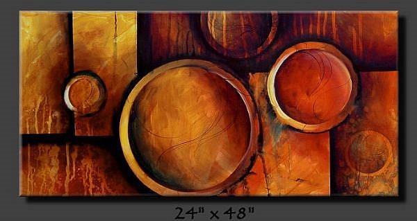 Art: ab cert 3 by Artist Michael A Lang