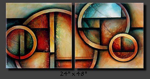 Art: aaa cert 4 by Artist Michael A Lang