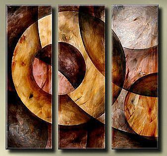 Art: abc cert 1 by Artist Michael A Lang