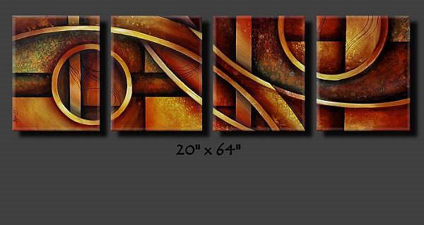 Art: az cert 5 by Artist Michael A Lang
