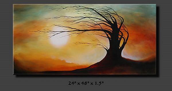 Art: az cert 6 by Artist Michael A Lang