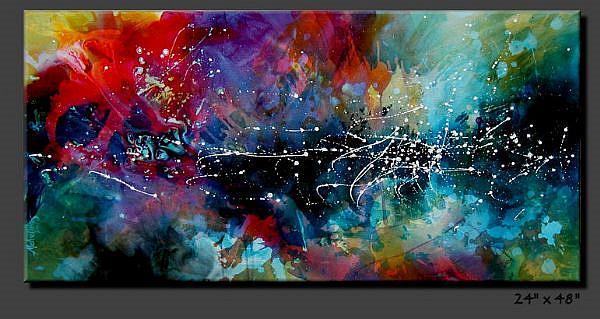 Art: ax cert 1 by Artist Michael A Lang