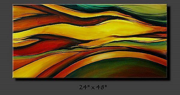 Art: aza cert 3 by Artist Michael A Lang