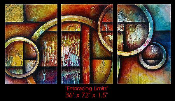 Art: azx cert 3 by Artist Michael A Lang