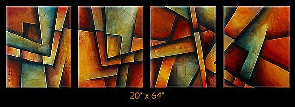 Art: azx cert 5 by Artist Michael A Lang