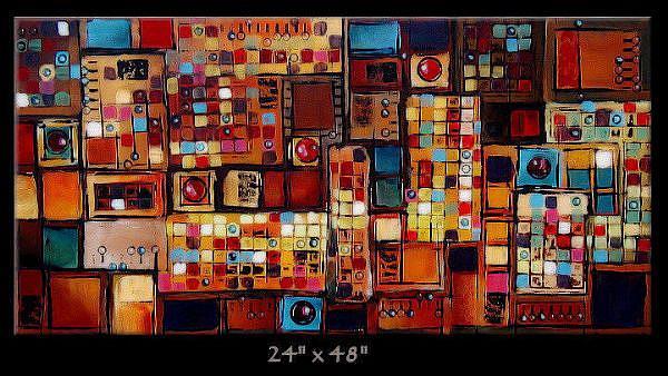 Art: a acert1 by Artist Michael A Lang