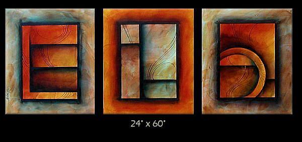Art: a a cert 2 by Artist Michael A Lang