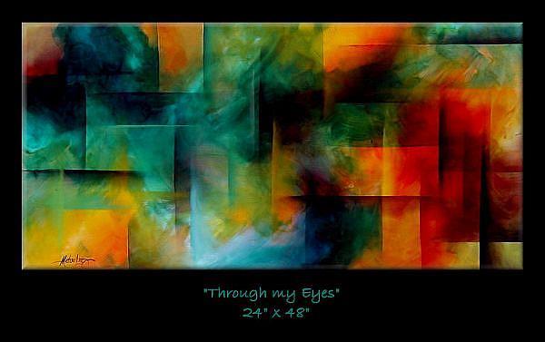 Art: a zert 1 by Artist Michael A Lang