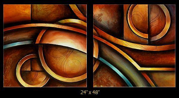 Art: a a a sert 2 by Artist Michael A Lang