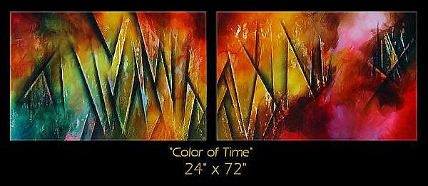 Art: a a a sert 4 by Artist Michael A Lang
