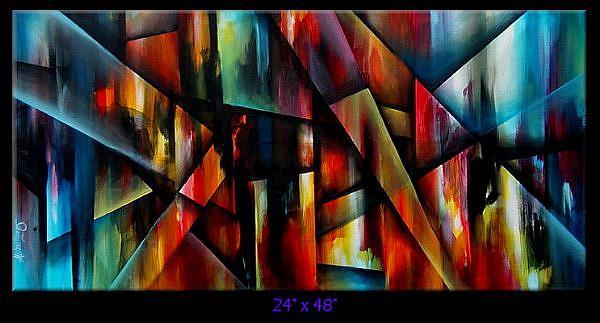 Art: a a a sert 5 by Artist Michael A Lang