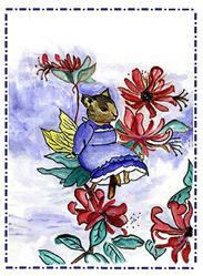 Art: Mouse Heaven by Artist Marcia Ruby
