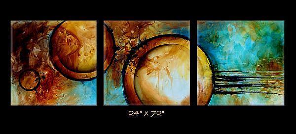 Art: a zert 3 by Artist Michael A Lang