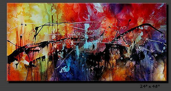 Art: a zert 6 by Artist Michael A Lang