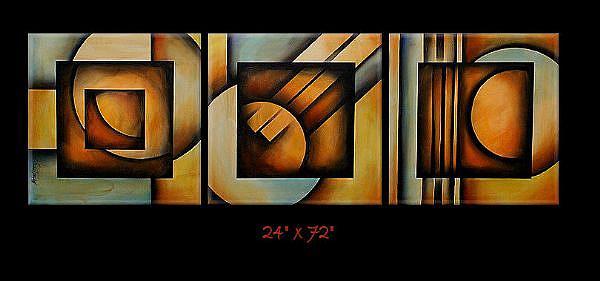 Art: a zert 7 by Artist Michael A Lang