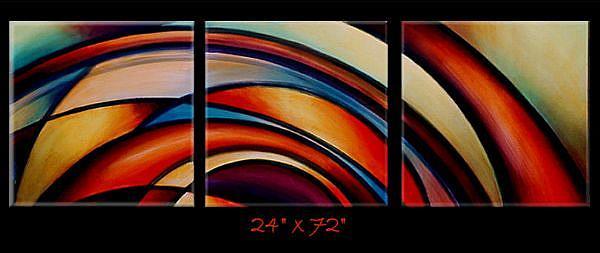 Art: a a zerty 1 by Artist Michael A Lang