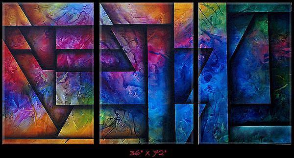 Art: aaa xzert 2 by Artist Michael A Lang