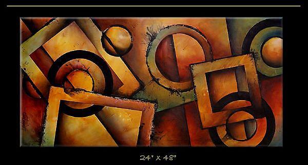 Art: a z serts 3 by Artist Michael A Lang