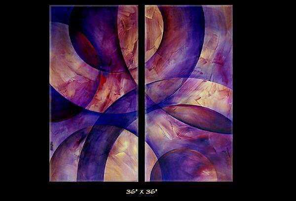 Art: aa apple 1 by Artist Michael A Lang