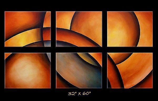 Art: aa apple 6 by Artist Michael A Lang