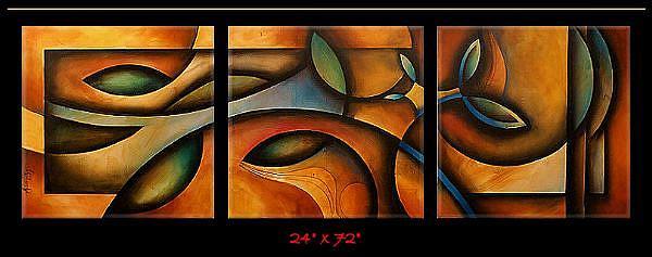Art: abz cert 2 by Artist Michael A Lang