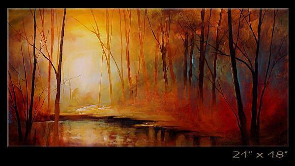 Art: abz cert 3 by Artist Michael A Lang