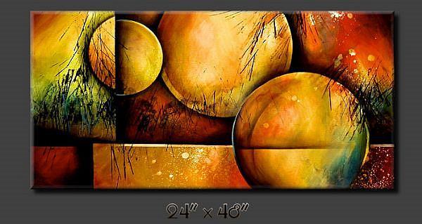 Art: abz cert 8 by Artist Michael A Lang