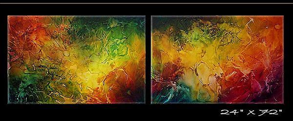 Art: aaaa xzert 3 by Artist Michael A Lang