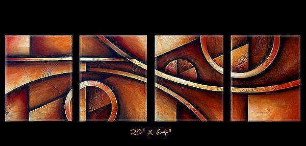 Art: KIK 1 by Artist Michael A Lang