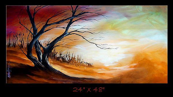 Art: KIK 3 by Artist Michael A Lang