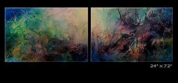 Art: KIK 4 by Artist Michael A Lang