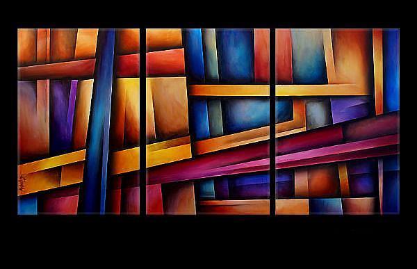 Art: a7 by Artist Michael A Lang